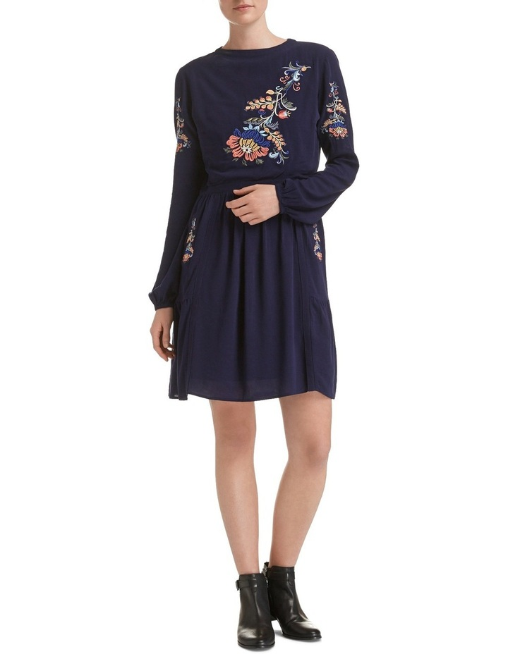 Halle Embroidery Dress image 1