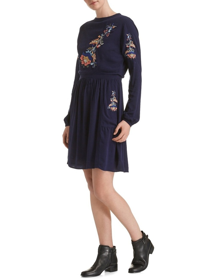Halle Embroidery Dress image 3