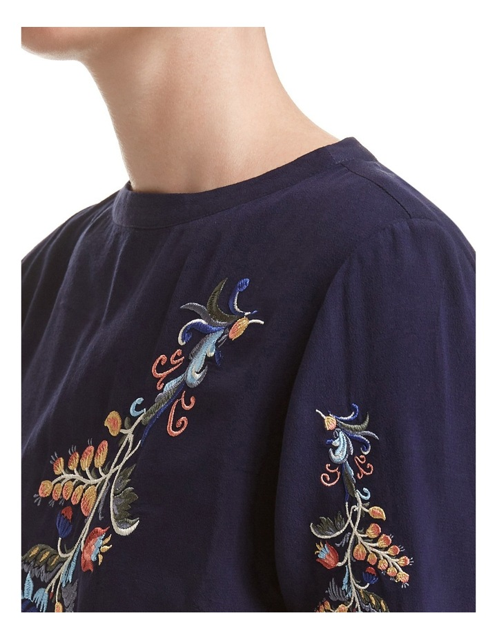 Halle Embroidery Dress image 4