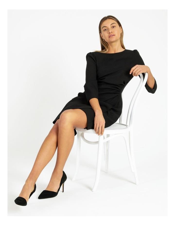 Ruched Side Sheath Dress image 5