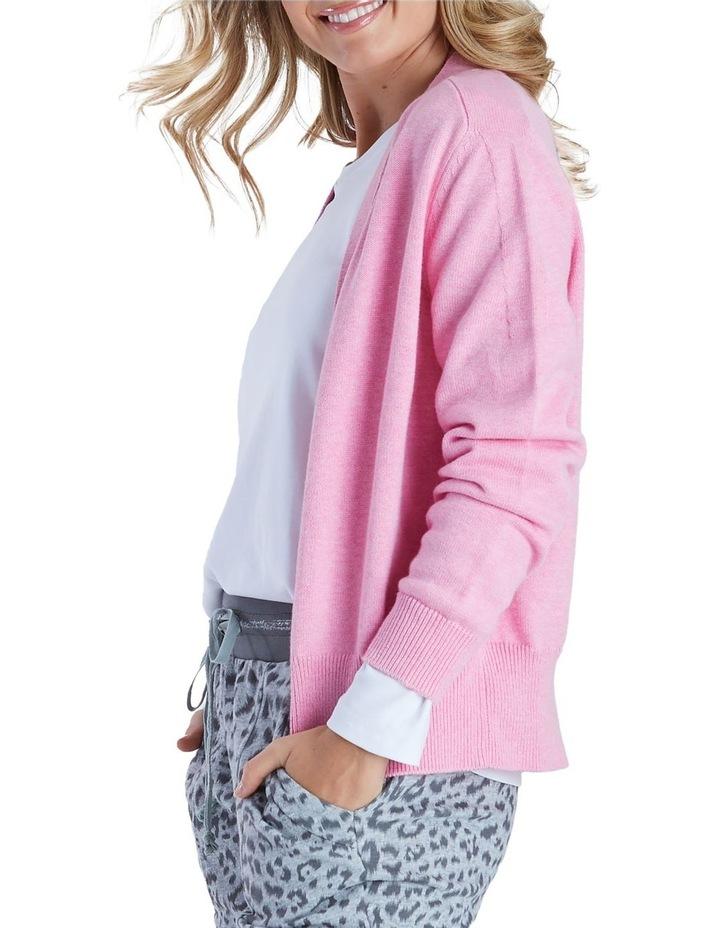 Long Sleeve Knit Cardigan image 2