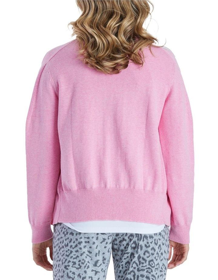 Long Sleeve Knit Cardigan image 3