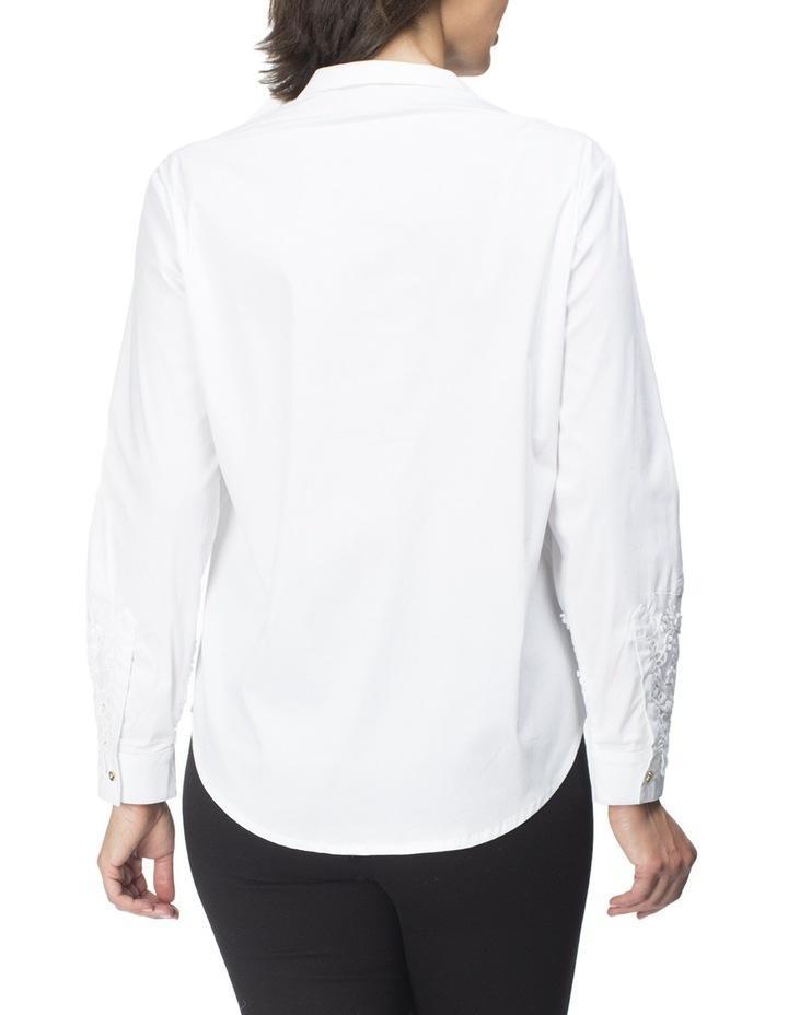 Lace Trim Shirt image 2