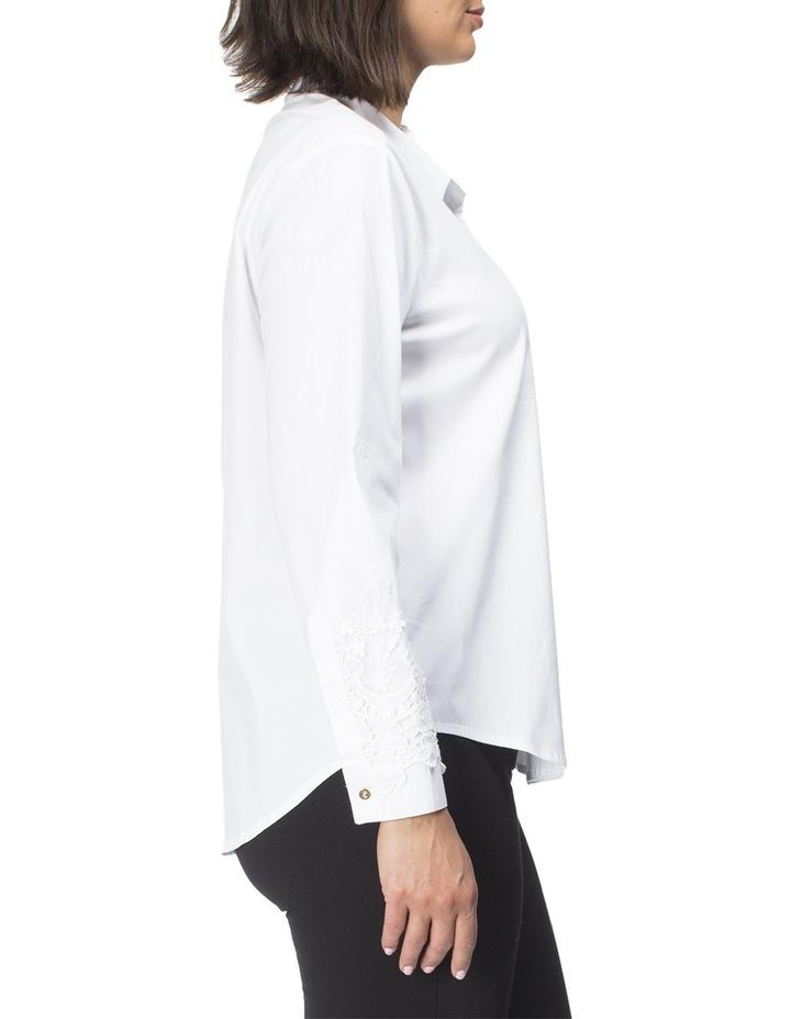 Lace Trim Shirt image 3