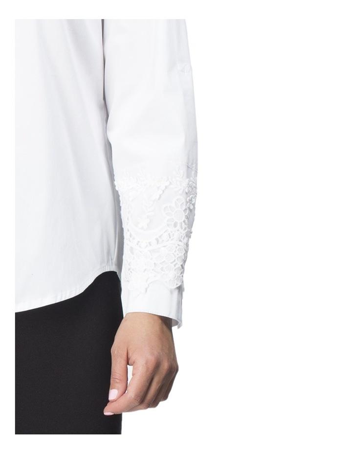 Lace Trim Shirt image 4
