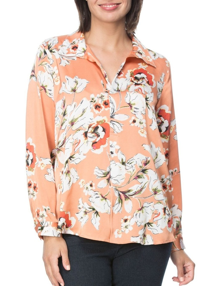 Winter Floral Tunic Shirt image 1