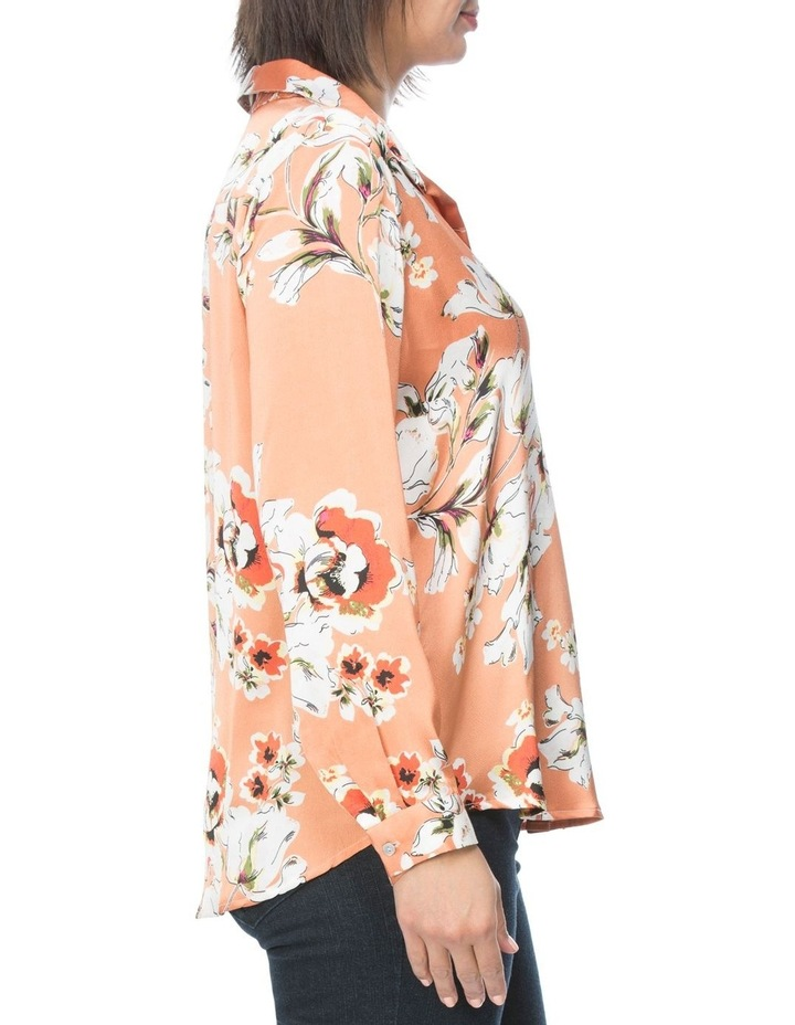 Winter Floral Tunic Shirt image 2