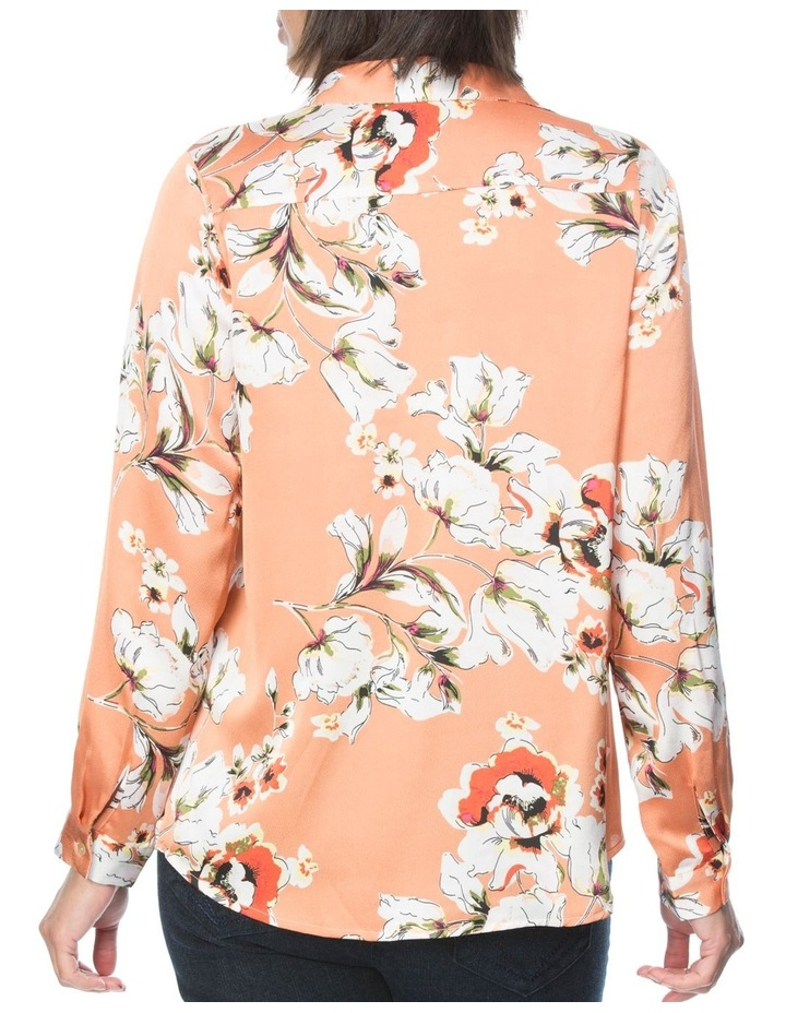 Winter Floral Tunic Shirt image 3