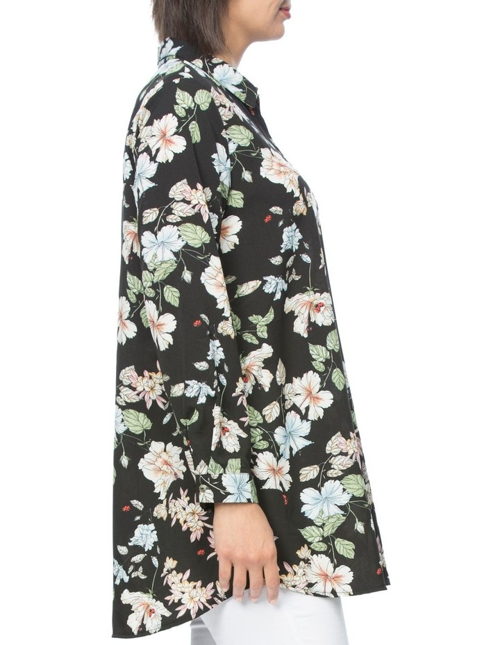 Floral Long Sleeve Shirt image 2