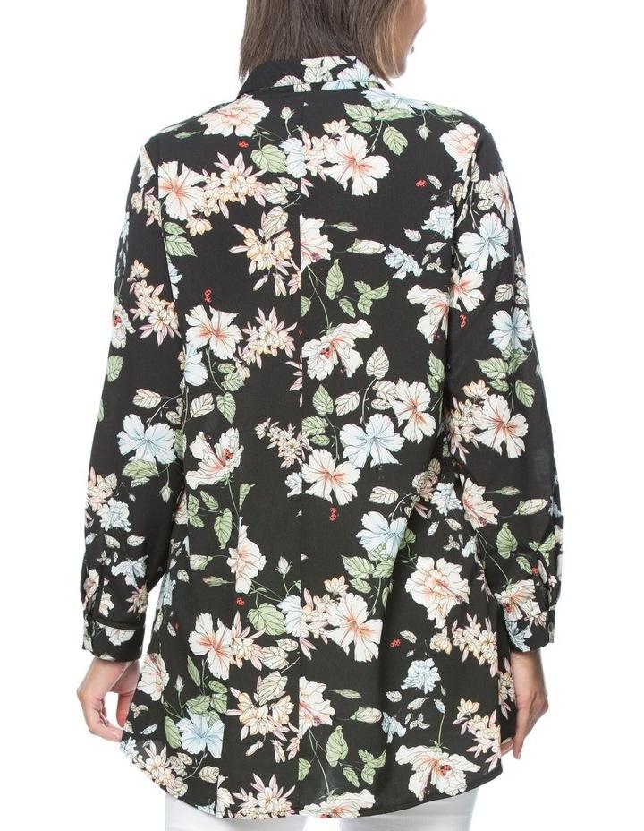 Floral Long Sleeve Shirt image 3