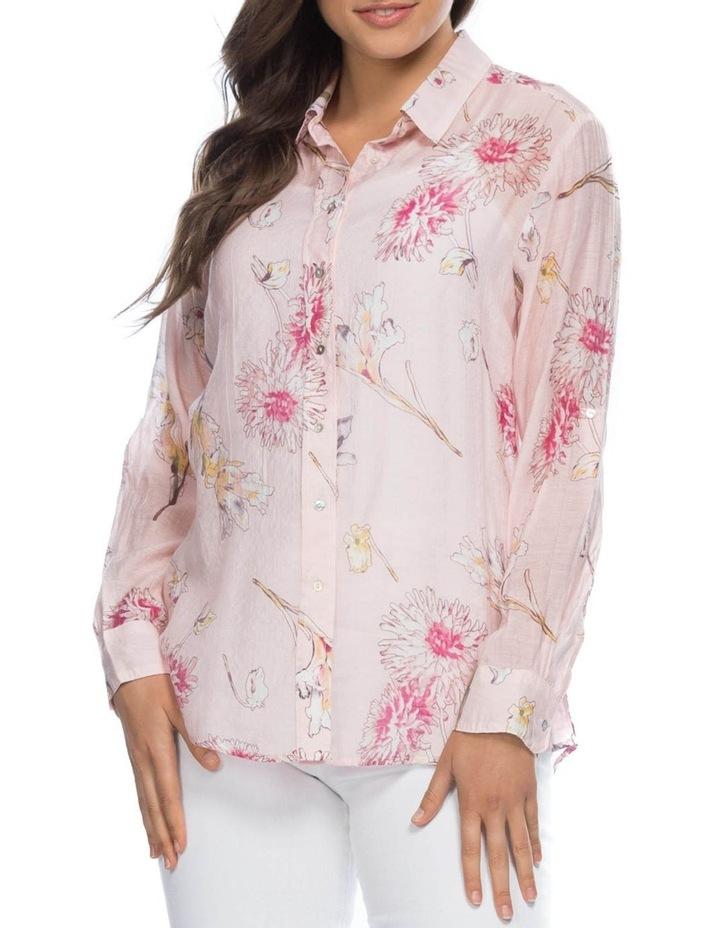 Floral Print Shirt image 1