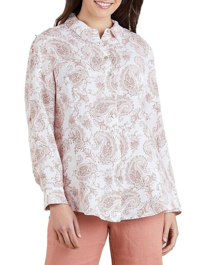 Paisley Print Shirt image 1