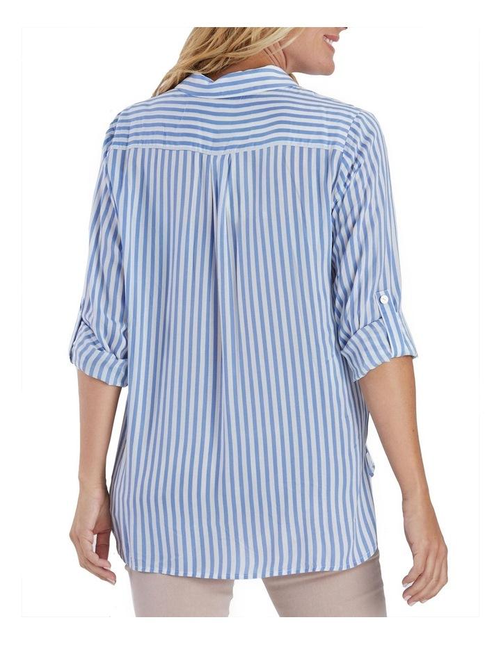 Long Sleeve Stripe Shirt image 4