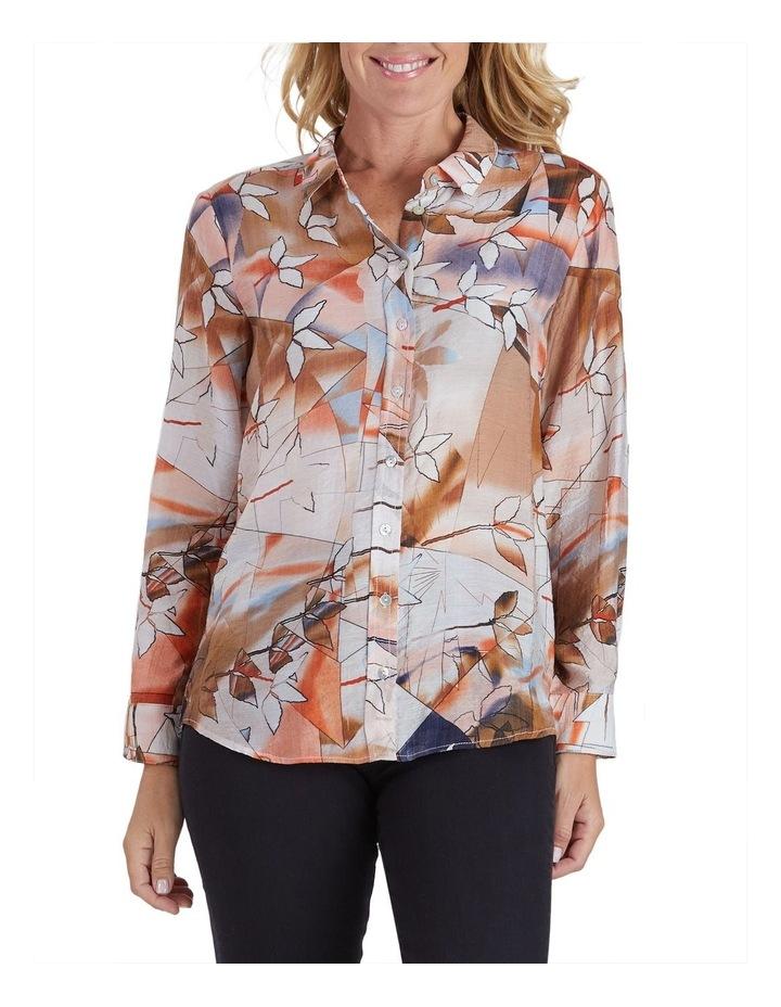 Autumn Print Long Sleeve Shirt image 1