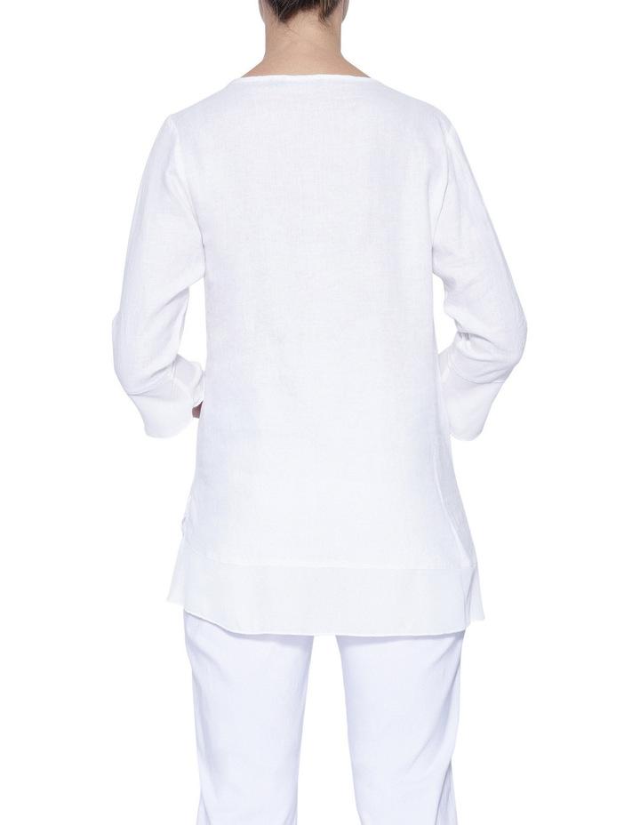 Linen Tunic Top image 5