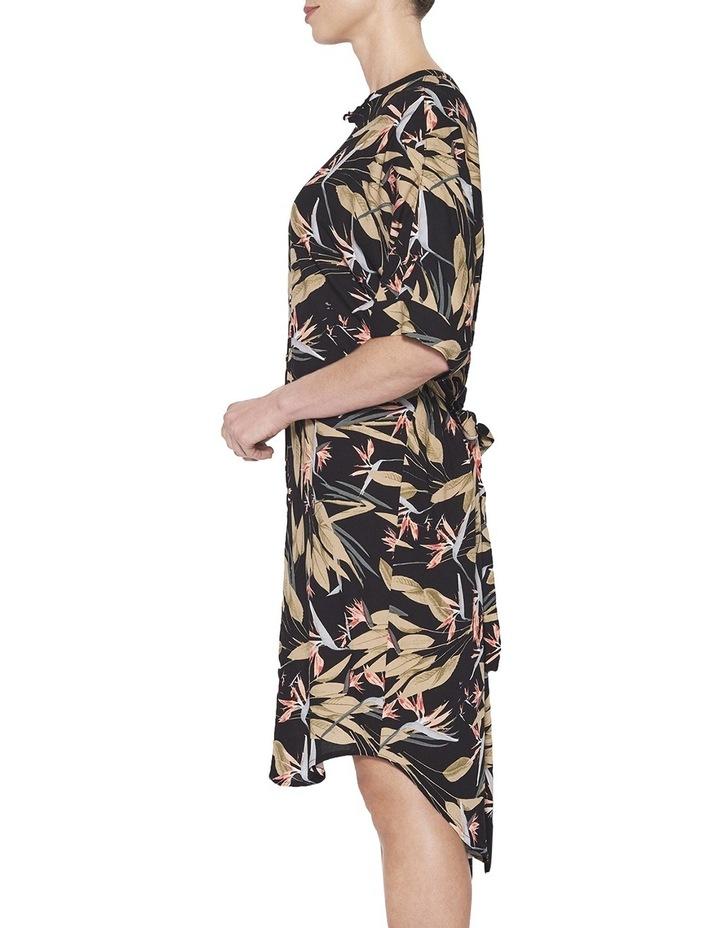 Printed Shirtdress image 2