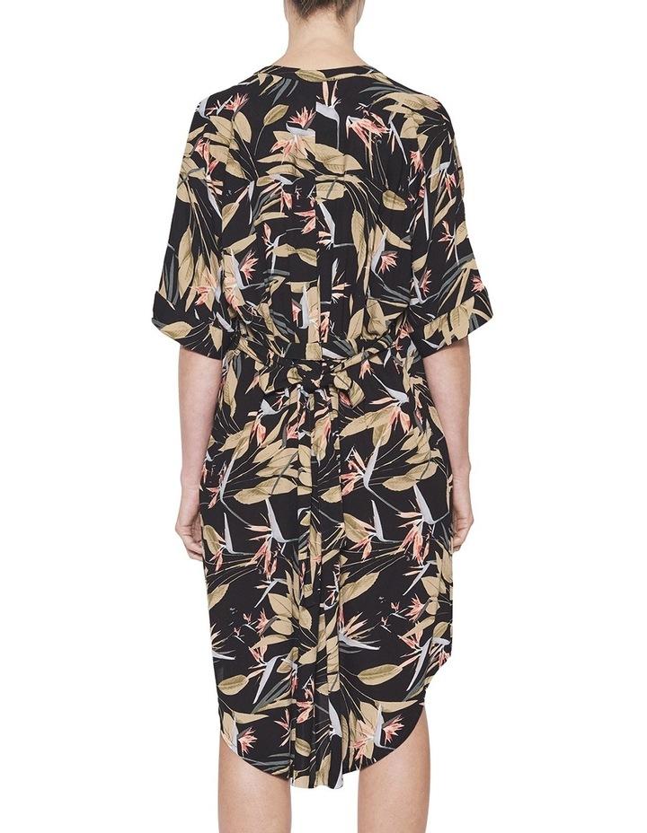 Printed Shirtdress image 3