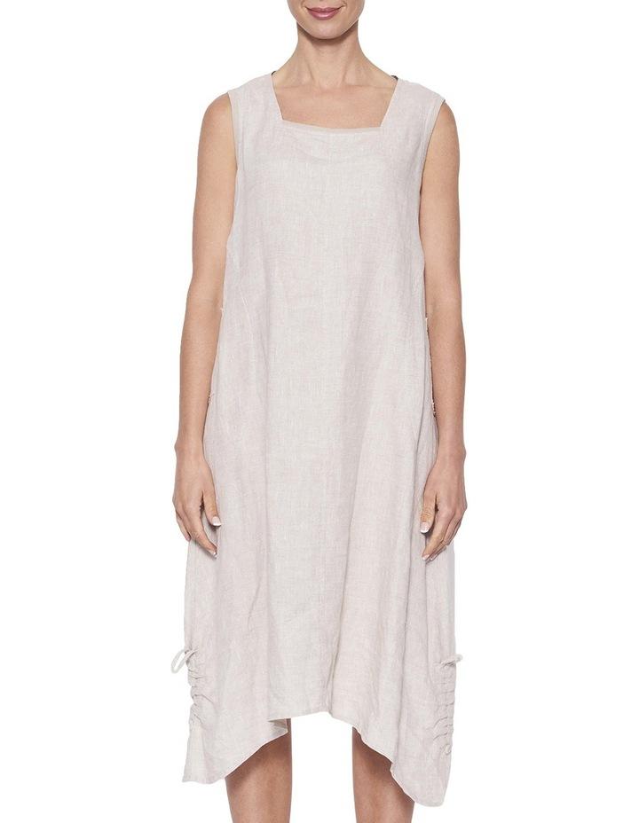 Linen Relaxed Dress image 1