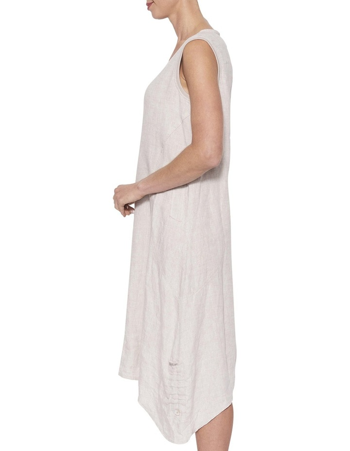 Linen Relaxed Dress image 2