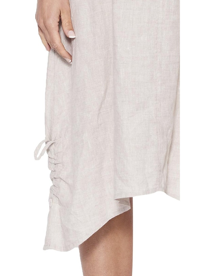 Linen Relaxed Dress image 4