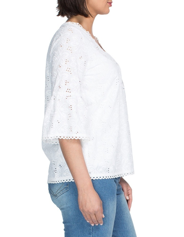 Embroided Tunic Top image 2