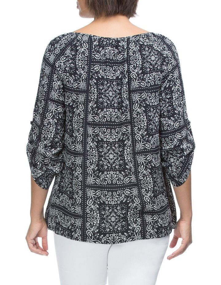 Pasiley Print Tunic Top image 2