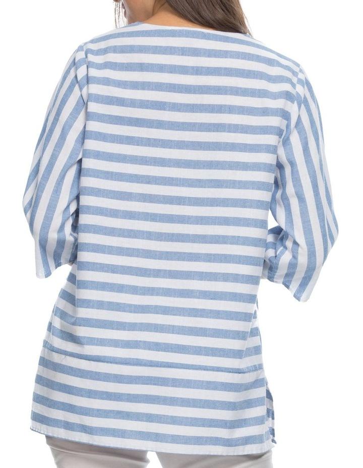 Stripe Tunic Top image 3