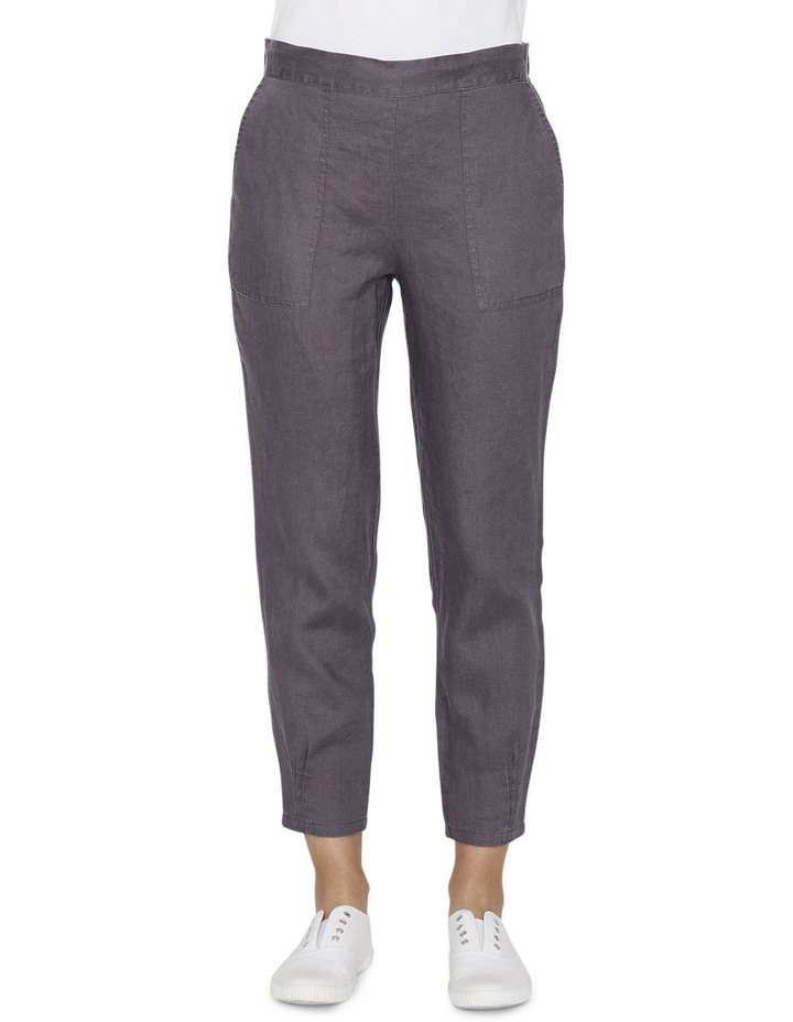 Relaxed Pull On Pant image 1