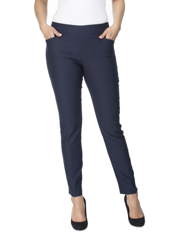 SUPER STRETCH PULL ON PANT image 1