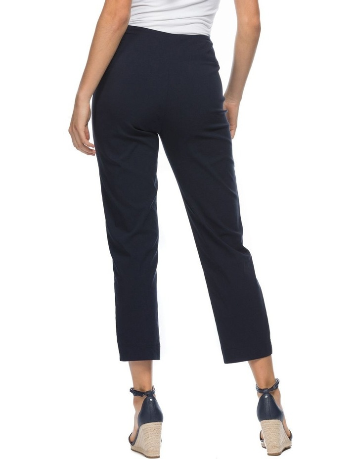 Eyelet Detail Stretch Pull On Pant image 3