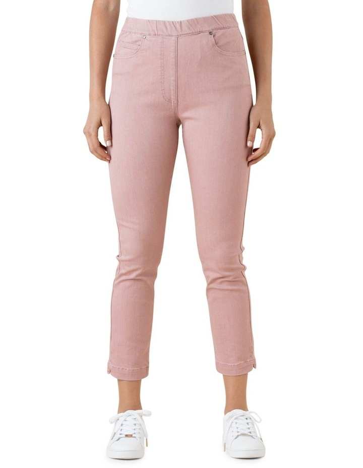 Stretch Pull On Jegging image 1
