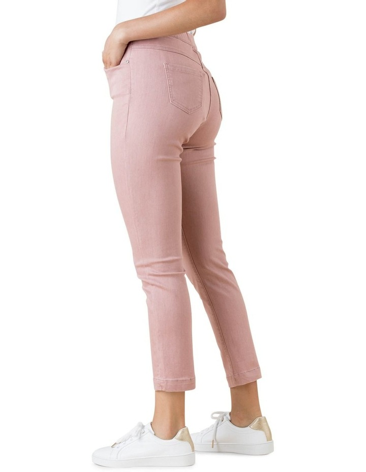 Stretch Pull On Jegging image 2