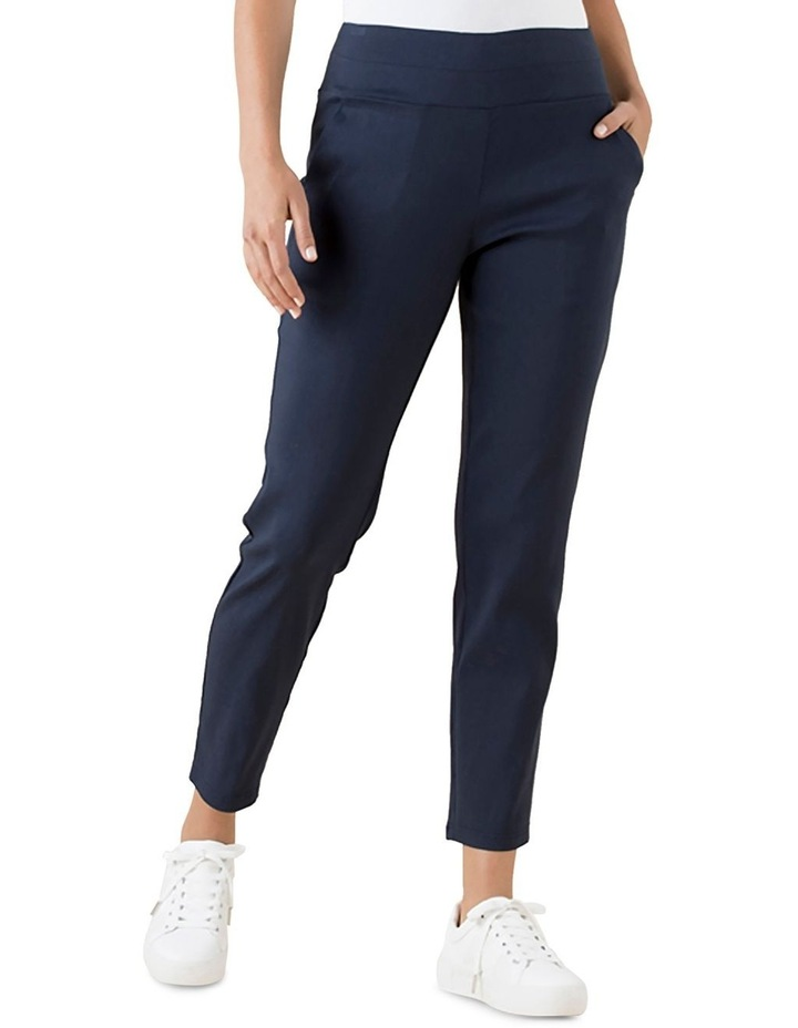Pull On Stretch Pant image 1