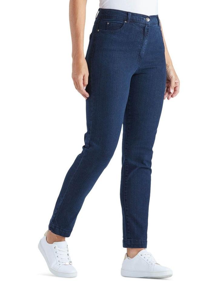 Slim Leg Miracle Denim Jean image 2
