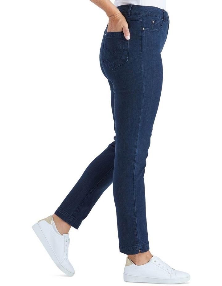 Slim Leg Miracle Denim Jean image 3