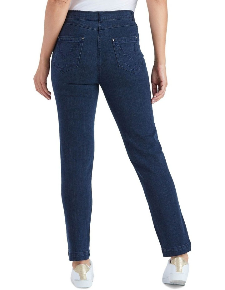 Slim Leg Miracle Denim Jean image 4
