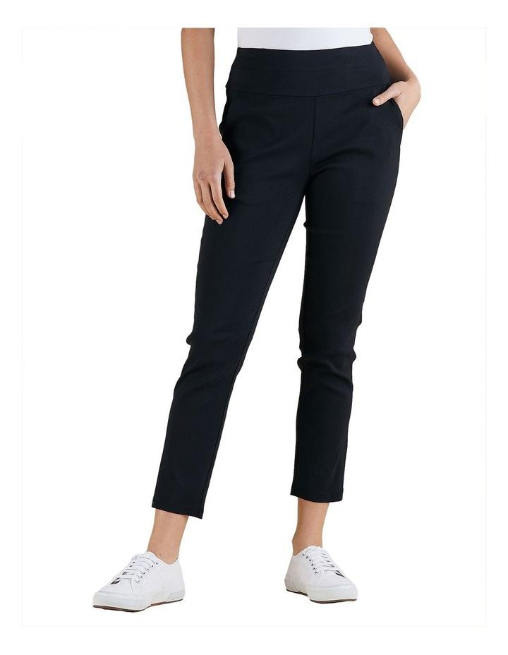Side Pocket Stretch Pant image 1