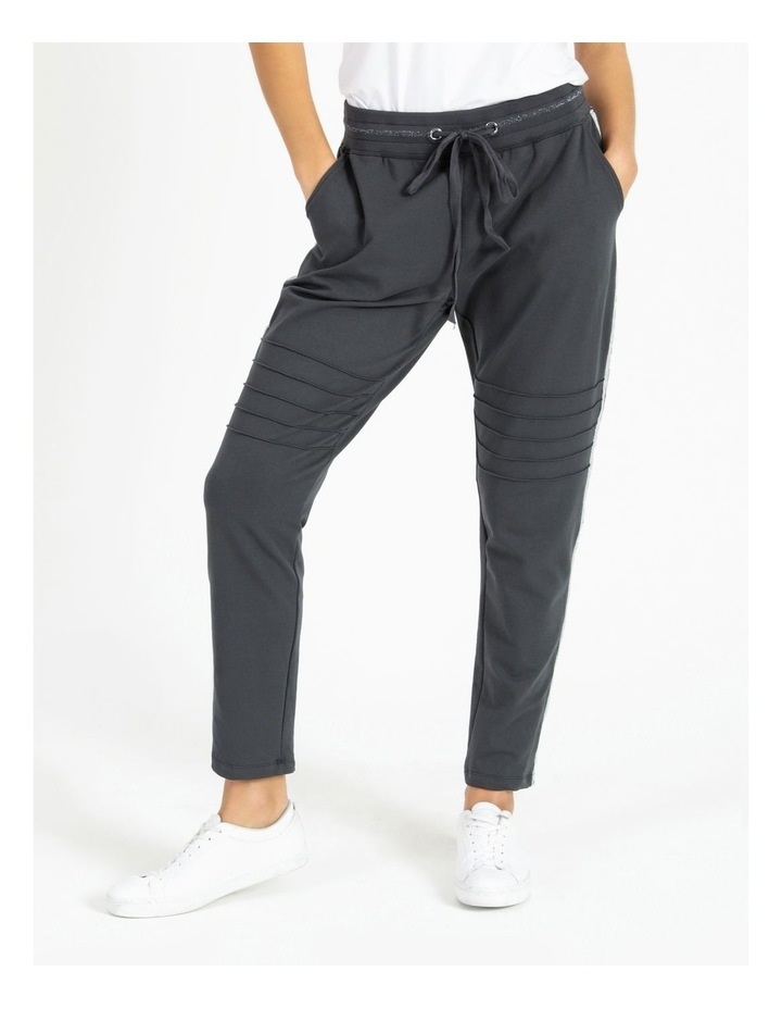 Knee Detail Trackpant image 1