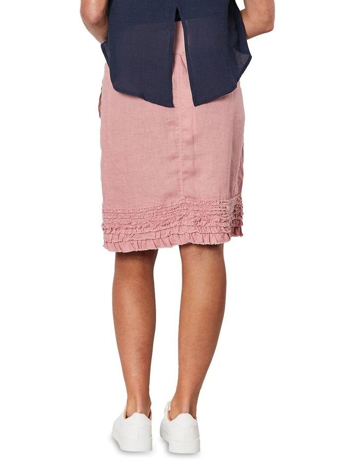 Ruffle Hem Pull On Skirt image 2