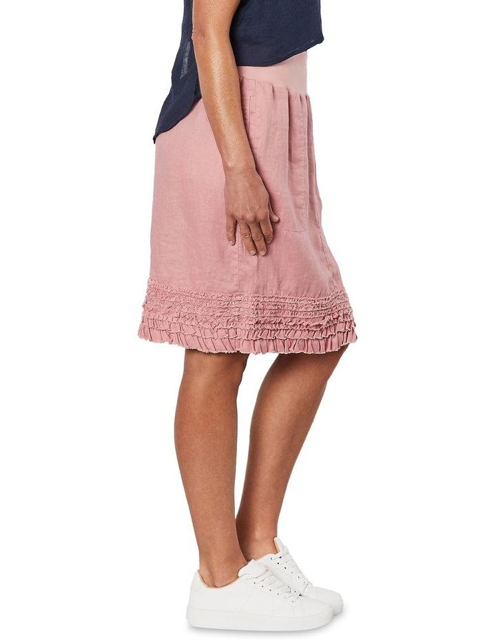 Ruffle Hem Pull On Skirt image 3