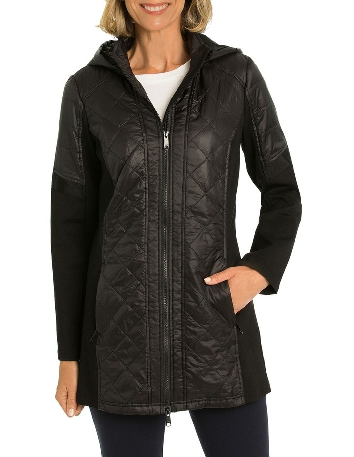 Quilted Active Jacket image 1