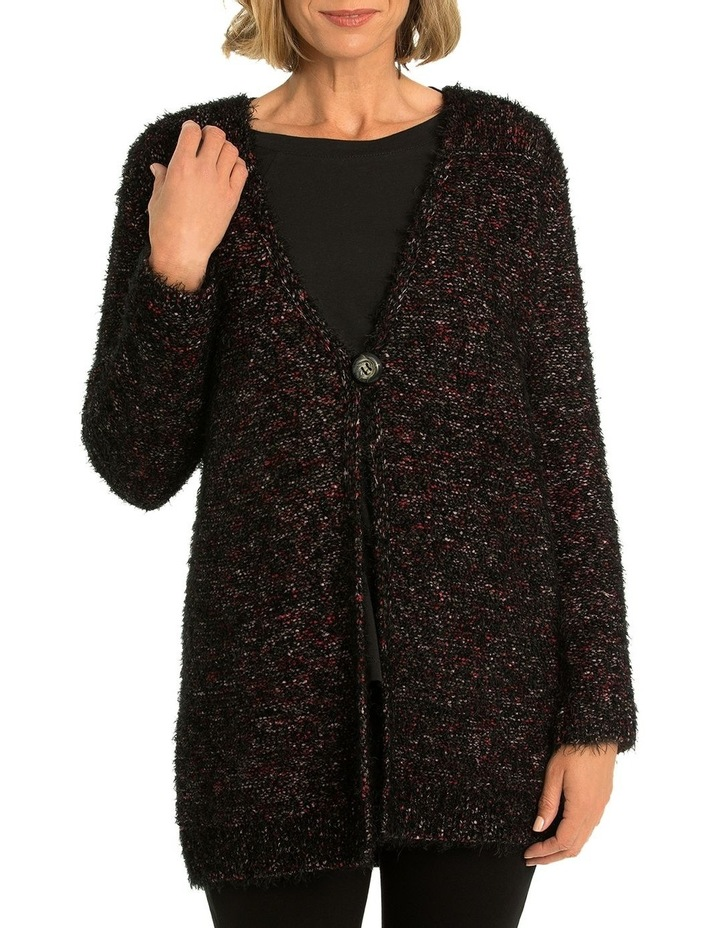 Textured Cardigan image 1