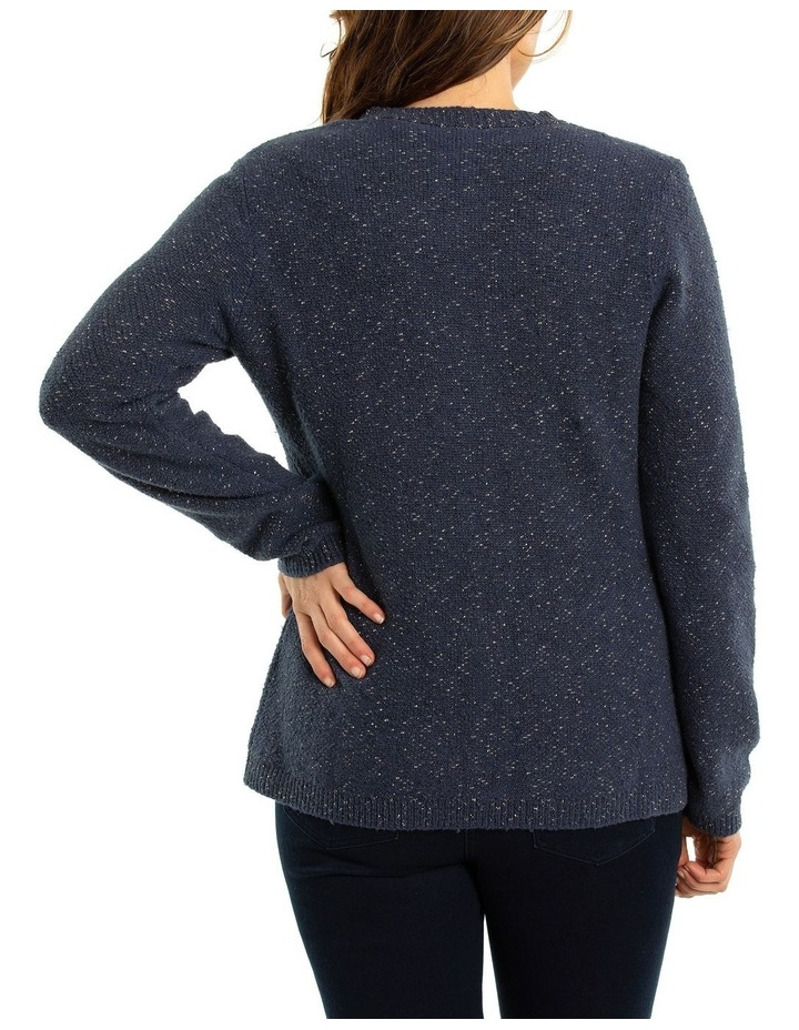 Textured Cardigan image 2