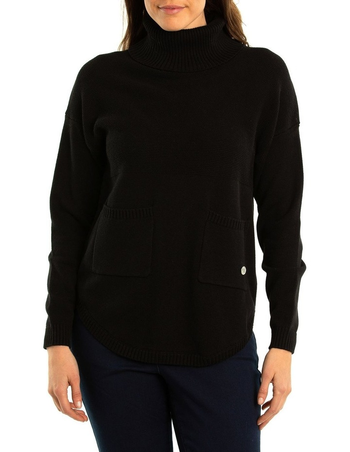 Pocket Rollneck Jumper image 1