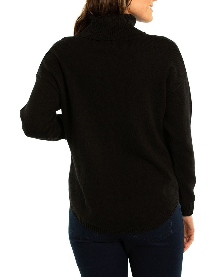 Pocket Rollneck Jumper image 2
