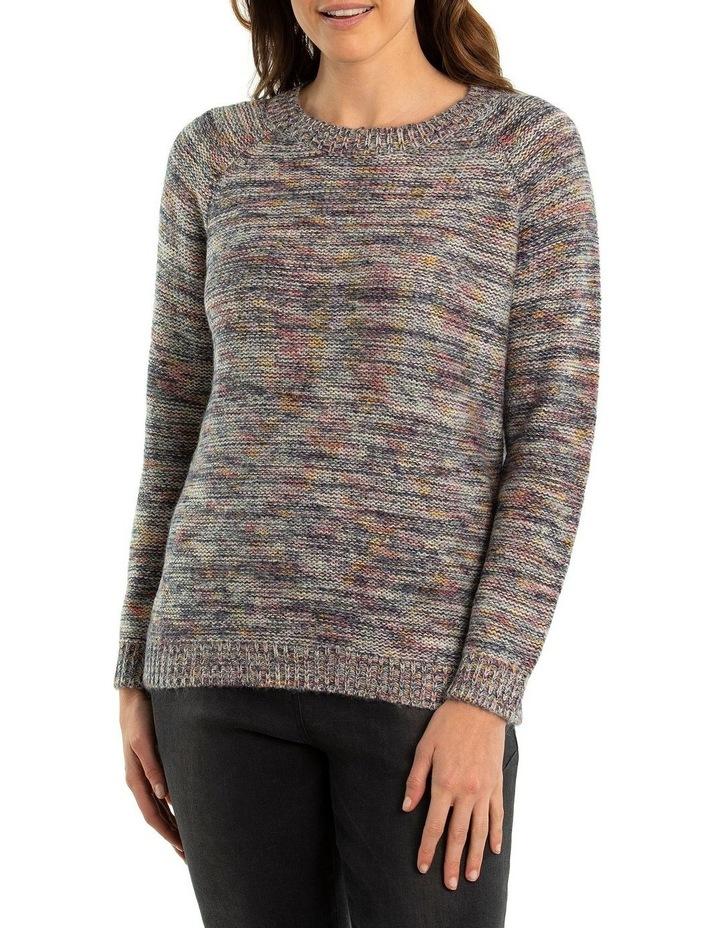 Space Dye Sweater image 1