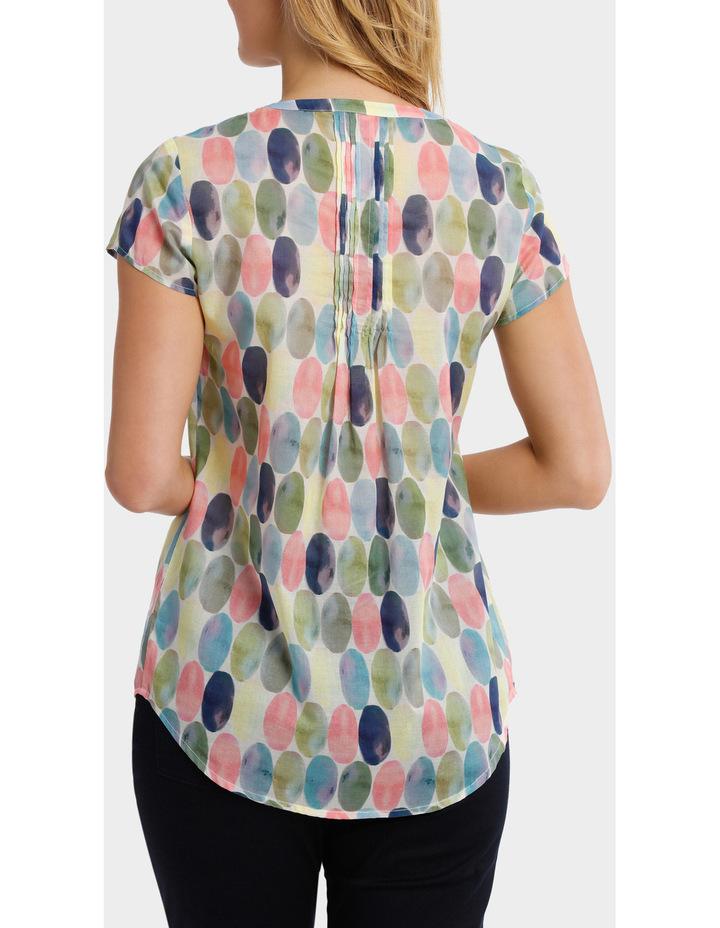 Soft Spot Print Shirt image 3