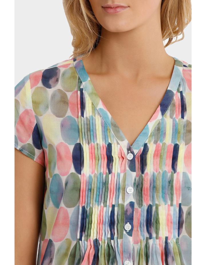 Soft Spot Print Shirt image 4