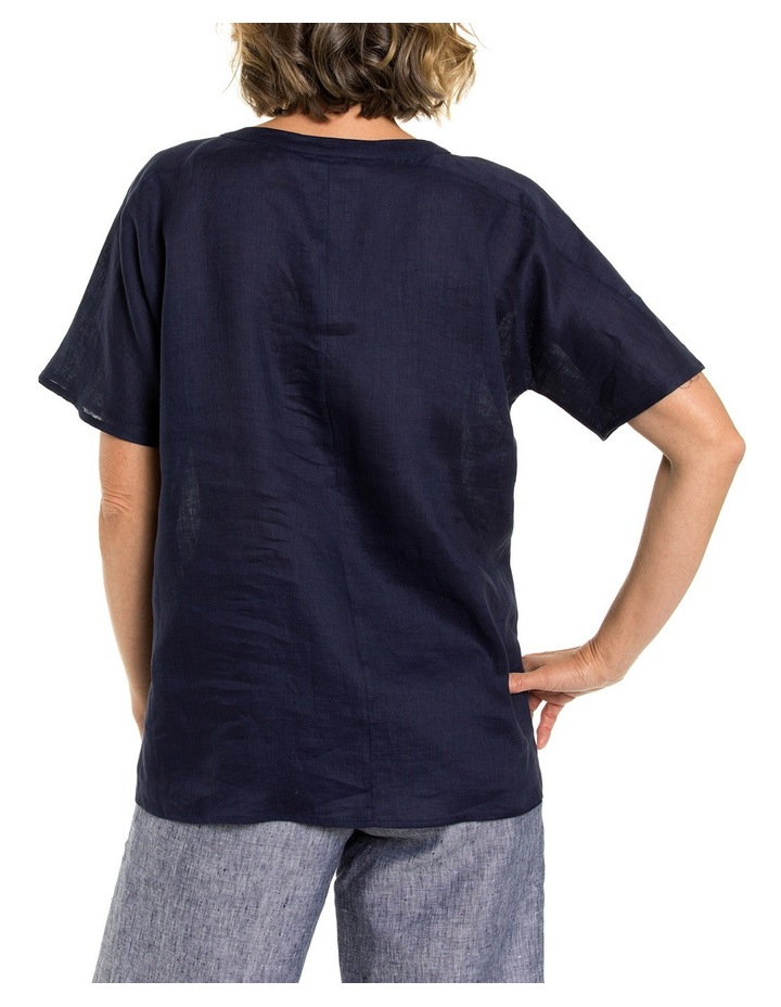Elbow Sleeve Overshirt image 2