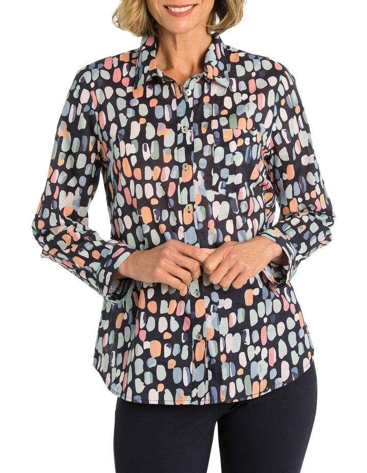 L/S Terrazzo Spot Shirt image 1